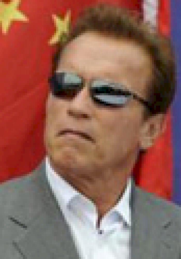 Arnold Schwarzenegger Soundboard: Backwards ...
