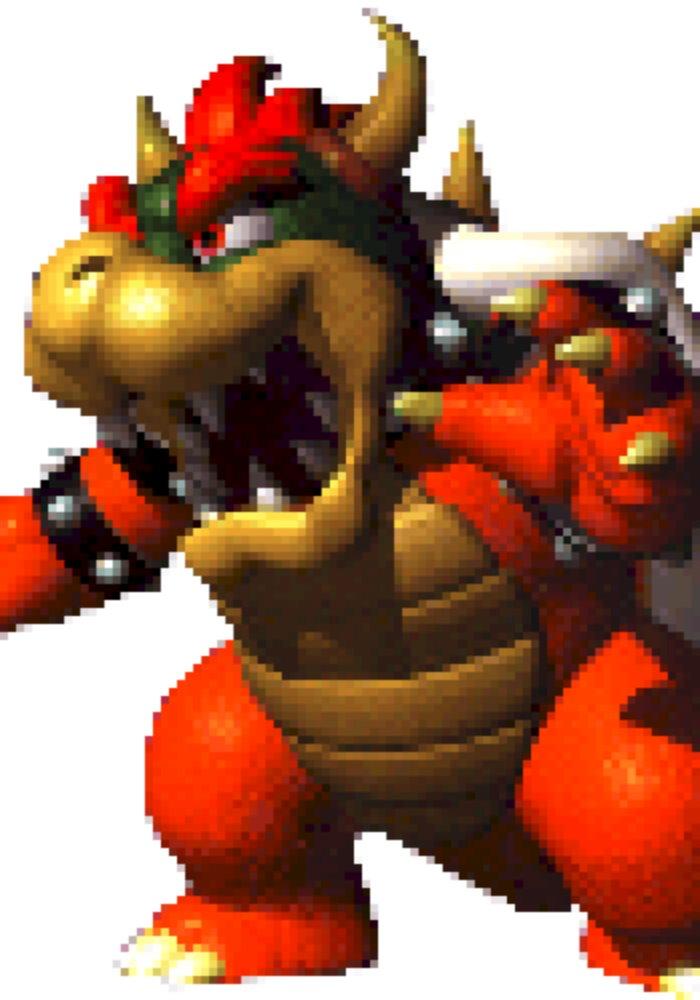 Scream - Bowser Sounds: Super Mario 64