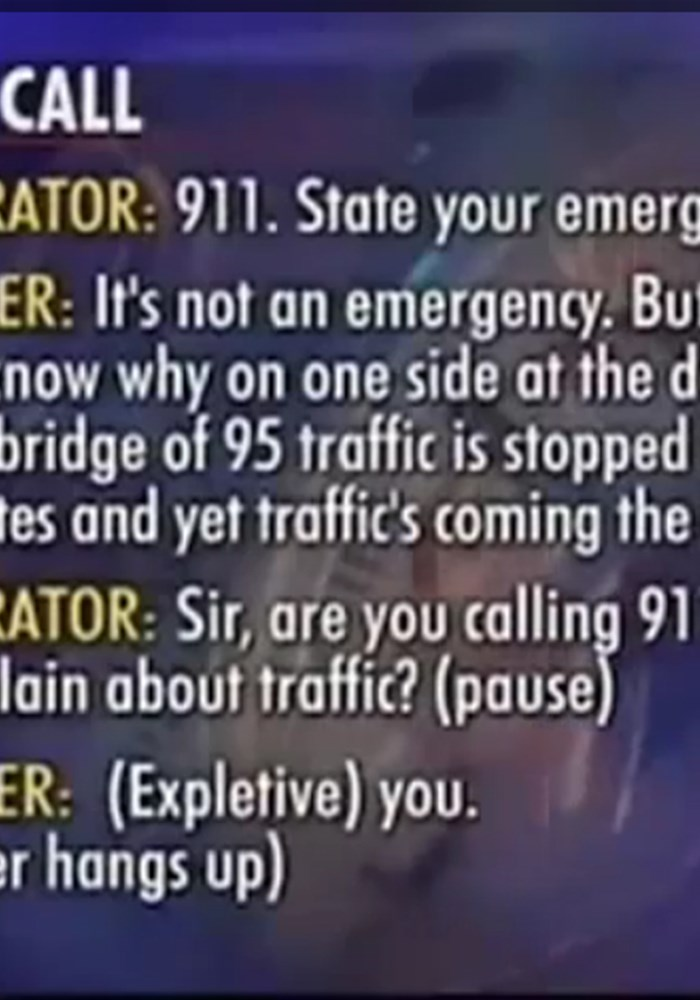 I Need An Ambulance But Not Now Funny 911 Calls Soundboard A voicy / sound effect of 'call an ambulance! 101 soundboards
