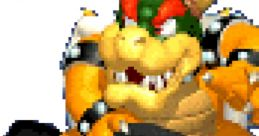 Bowser Sounds: Mario Kart 64