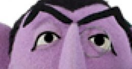 Count von Count Sounds: Sesame Street