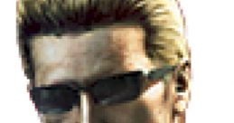 Albert Wesker Sounds: Resident Evil 5