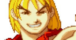 Ken Masters Sounds: X-Men vs. Street Fighter