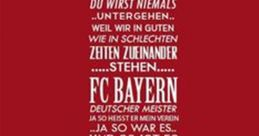 Bayern Stern des Sudens Football Club Songs