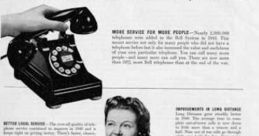 Bell System Phone Company Advert Music