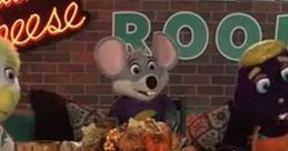 Chuck E. Cheese Advert Music