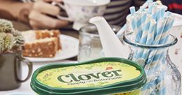 Clover Butter Advert Music