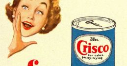 Crisco Oil Advert Music