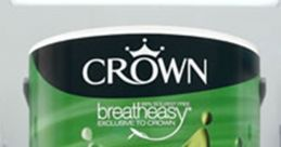 Crown Breatheasy Paint Advert Music