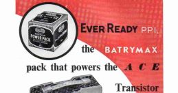 EveryReady Batteries Advert Music