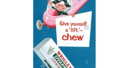 Extra Sugar-Free Gum Advert Music