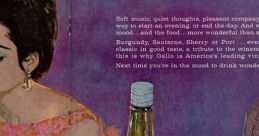 Gallo Wine Advert Music