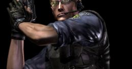 Resident Evil Albert Wesker Sounds