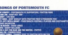 Pompey FC Football Club Songs