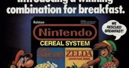 Nintendo Cereal Advert Music