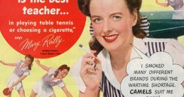 Players Cigarettes Advert Music