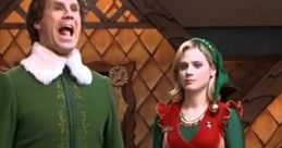 Will Ferrell In Elf Sounds