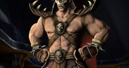 Mortal Kombat Shao Kahn Sounds