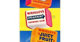 Wrigleys DoubleMint Chewing Gum Advert Music