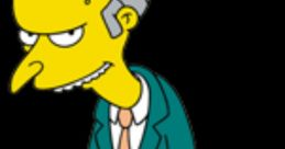Mr Burns Soundboard