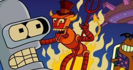 Bender Soundboard - Futurama