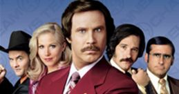 Anchorman The Legend Of Ron Burgundy Movie Soundboard