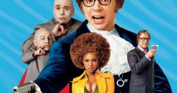 Austin Powers In Goldmember Movie Soundboard