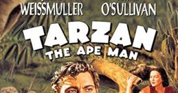 Tarzan, the Ape Man (Johnny Weissmuller & Maureen O'Sullivan) Movie Soundboard