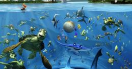 Finding Nemo Movie Soundboard