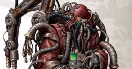 Tech-Priest - Warhammer 40k Soundboard