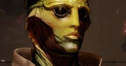 Mass Effect 2: Thane Krios Soundboard