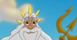 King Triton From The Little Mermaid Soundboard