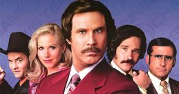 Anchorman: The Legend of Ron Burgundy Mega Soundboard