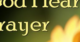 Prayers Soundboard