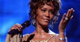 Whitney Houston Soundboard