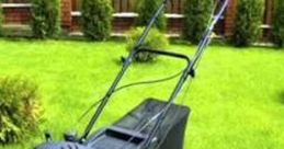 Lawn Mower Sound Effects