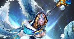 Crystal Maiden - Dota Soundboard