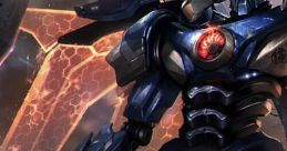 Mecha Aatrox - League of Legends