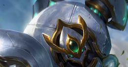 Lancer Paragon Blitzcrank - League of Legends