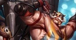El Tigre Braum - League of Legends