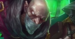 Singed - League of Legends