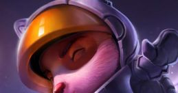 Astronaut Teemo - League of Legends