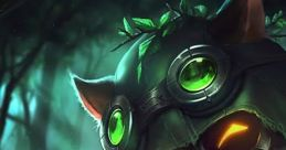 Omega Squad Teemo - League of Legends