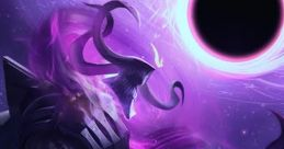 Dark Star Thresh - League of Legends