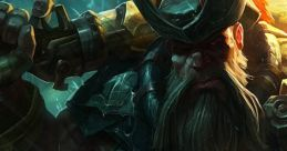 Gangplank - League of Legends