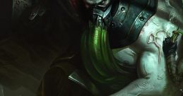 Old Urgot - League of Legends