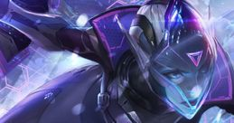 PROJECT: Vayne - League of Legends