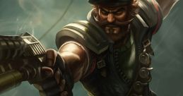 Special Forces Gangplank - League of Legends