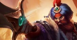 Sultan Gangplank - League of Legends