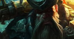 Captain Gangplank - League of Legends